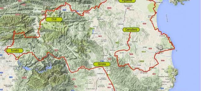 Grand Tour 350 km en tres setmanes amb més de 100 artistes