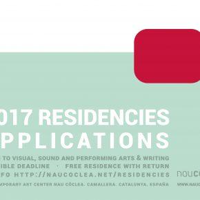 Residències 2018
