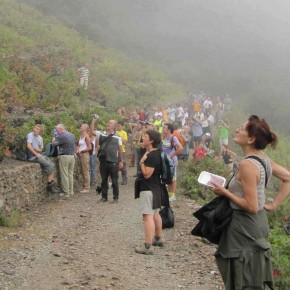 Marc Egea and Clara Gari will be guiding the traditional Walter  Benjamin route on 29 September from Banyuls to Portbou.