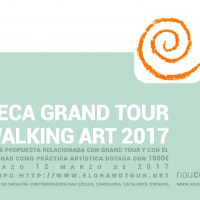 Beca Grand Tour Walking Art 2017