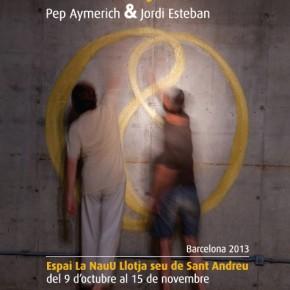 El Jo i l'Altre de Pep Aymerich & Jordi Esteban a Llotja i La Xina de Barcelona