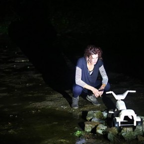 Núria Iclèsies, seleccionada per la beca Brack/Nau Côclea/Singcat 2015