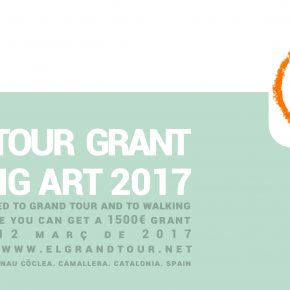 Grand Tour grant and residence 2017