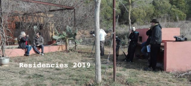 Residències 2019 Oberta/Abierta/Open