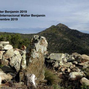 Beca Walter Benjamin 2019 Fins el 4 de novembre