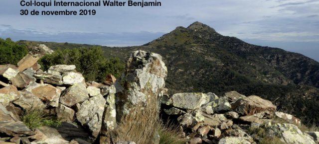 Beca de Creación Walter Benjamin. Hasta el 4 de noviembre