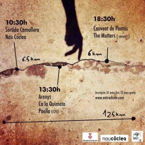 FESTEJADES TERRAPRIMES. Camallera/Convent de Pontós , 17 d'octubre. Una caminada de gala cantada, ballada, recitada, narrada per tots. Inscripcions entradium.com